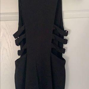 Dresses - Black Bodycon mini dress NEVER WORN